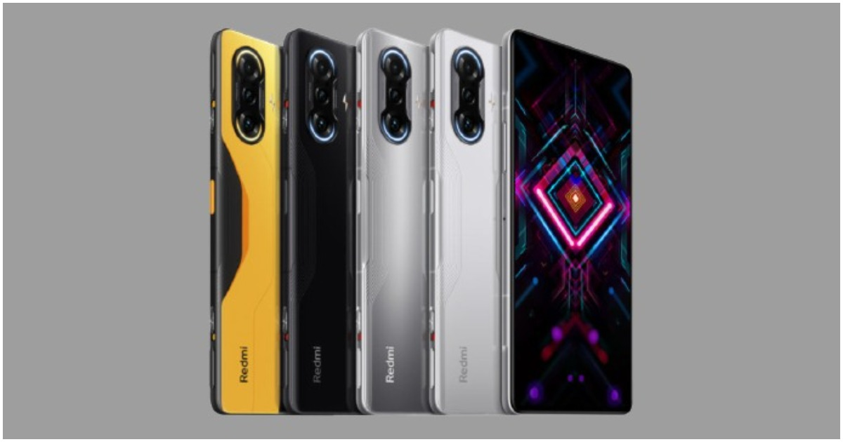 POCO F3 GT Gaming Smartphone With 120Hz AMOLED Display, Dimensity 1200 Processor Launched in India