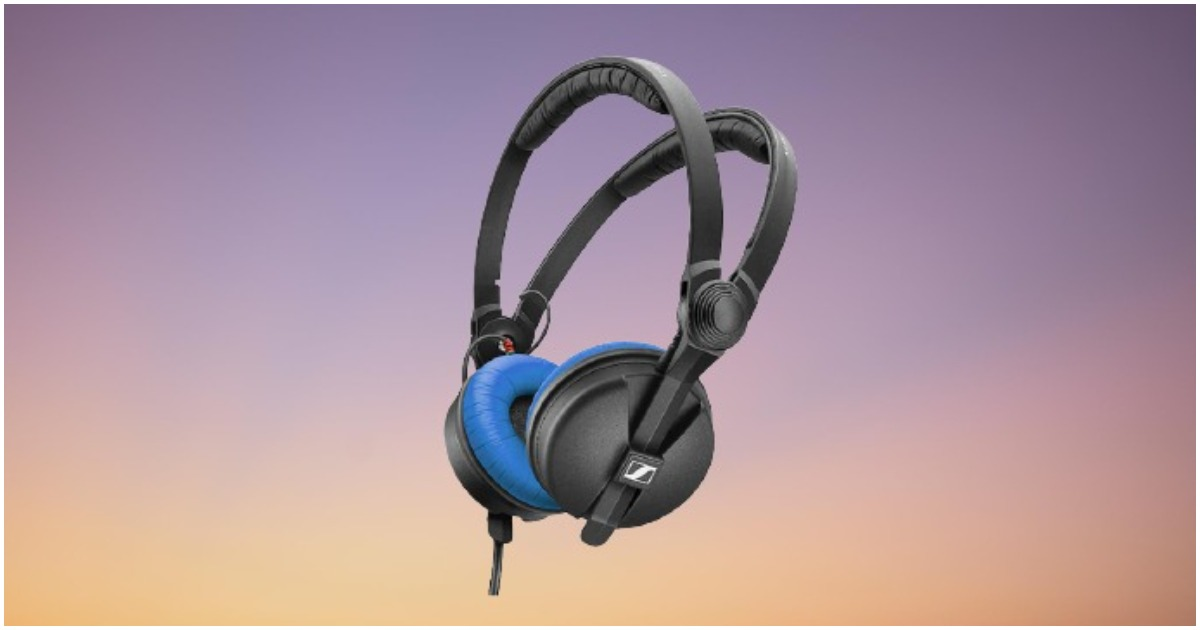 Sennheiser HD 25 Special Blue Limited Edition Launched in India: Price, Specifications