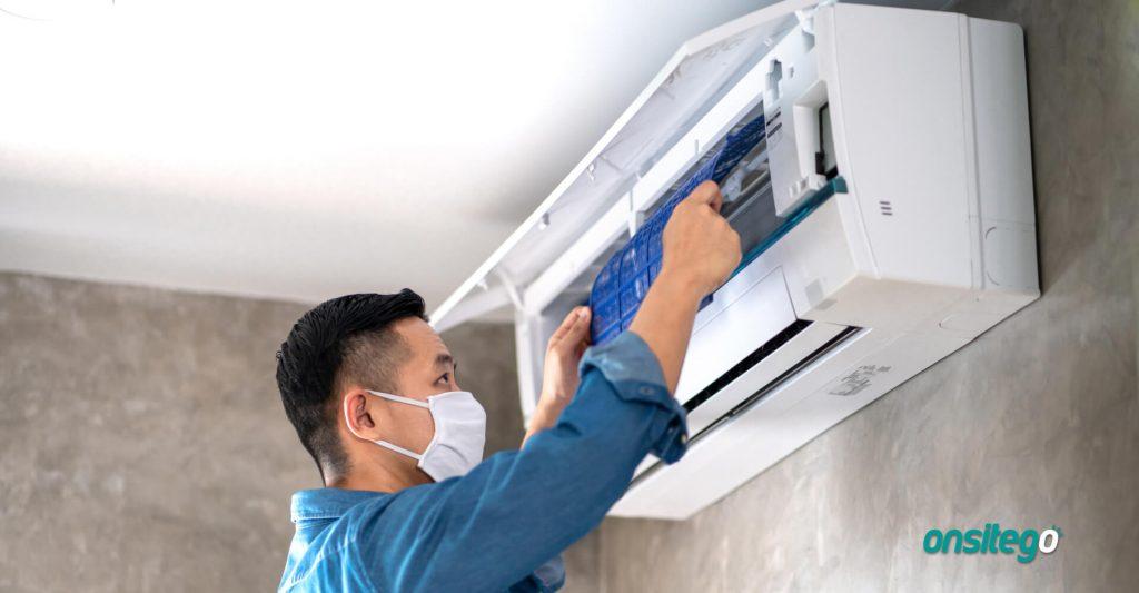 Split AC Air Filter