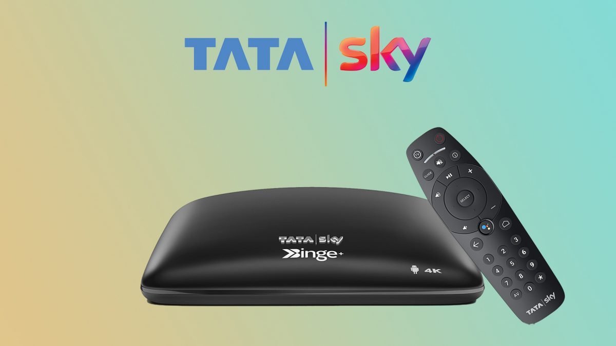Tata Sky Launches The First 4K HDR Channel On Binge+ Smart Set-Top-Box
