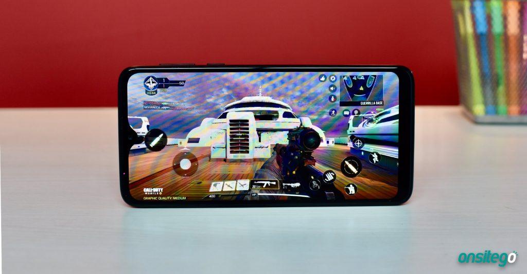ASUS ROG Phone 2 Gaming Performance