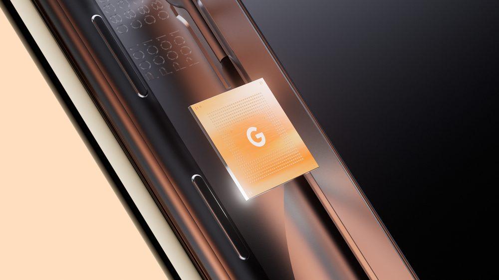 Google Pixel 6 Pro Tensor Processor