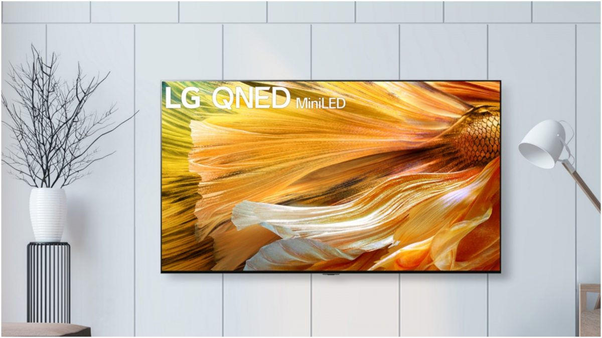 LG Launches Range of 4K and 8K OLED, QNED Mini LED, & AI ThinQ TVs In India