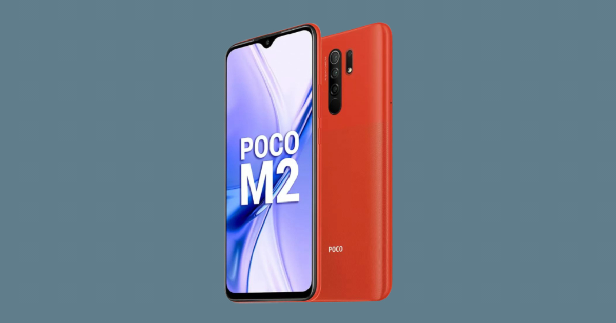POCO M2 MIUI 12.5 Update Based on Android 11 Released: Here's What's New