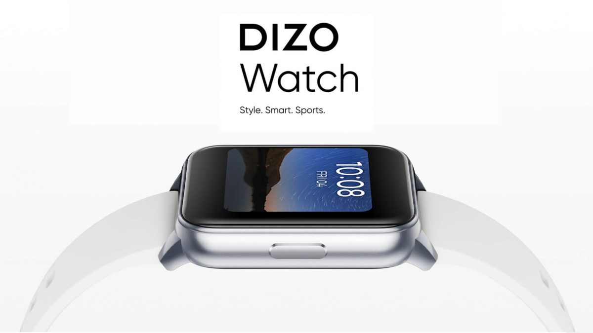 DIZO Watch With 1.4-inch Display, 90 Sports Modes, Up To 12 Days Battery Life Launched in India: Price, Features