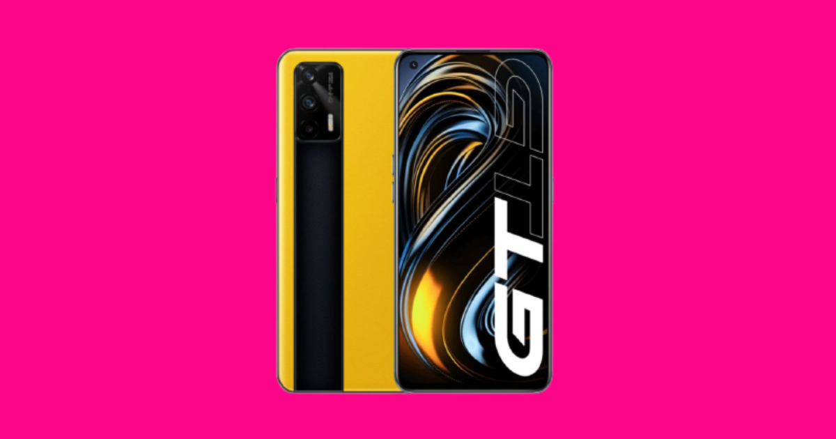 Realme GT 5G Goes On Sale Today on Flipkart At 12 PM: Price, Sale Offers, Specifications