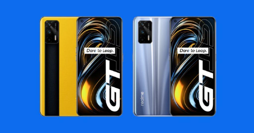 Realme GT 5G & Realme GT Master Edition