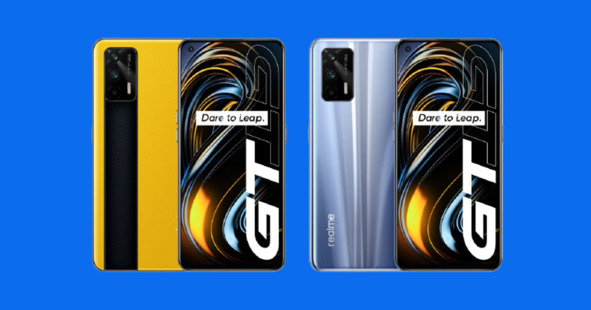 Realme GT 5G, Realme GT Master Edition With 6.43-inch 120Hz Display, 64MP Triple-Camera Setup Launched in India: Price, Specifications