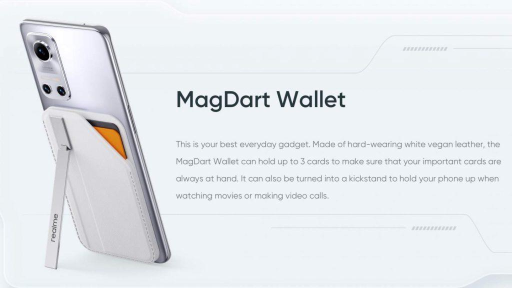 Realme MagDart Wallet Kickstand