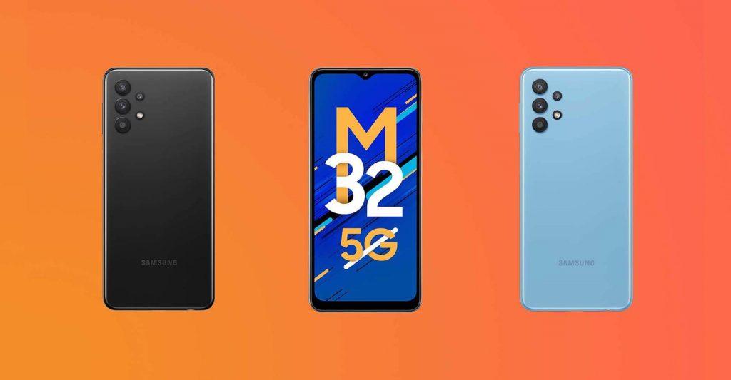 Samsung Galaxy M32 5G Colours