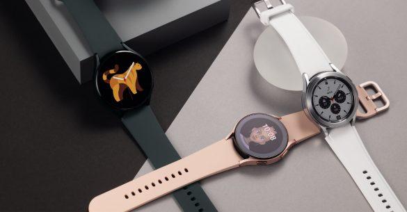 Samsung Galaxy Watch 4 Classic Colours