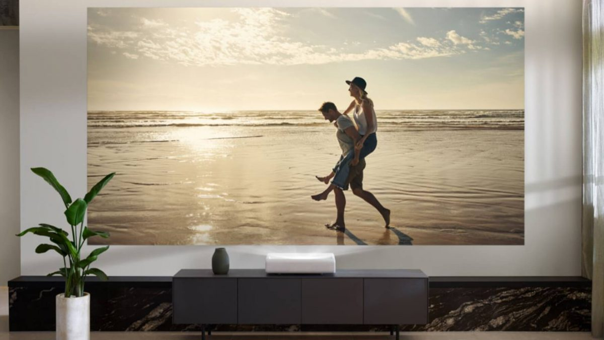 Samsung Launches 'The Premiere' 4K Short Throw Laser Projectors in India