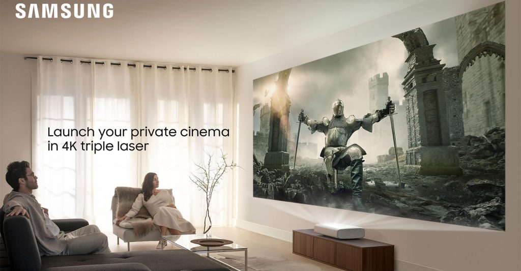 Samsung The Premiere Laser Projector