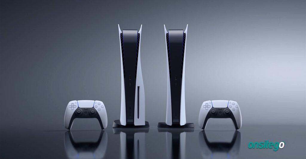 Sony PlayStation 5 And PlayStation 5 Digital Edition