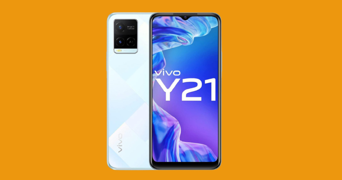 Vivo Y21 With 6.51-inch IPS LCD Display, 13MP Dual-Camera, 5000mAh Battery Launched: Price, Specifications