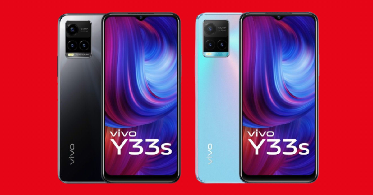 Vivo Y33s With 6.58-inch Display, MediaTek Helio G80 Processor Goes Official: Price, Specifications