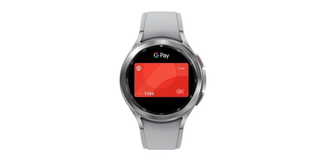 Wear OS 3 Google Pay