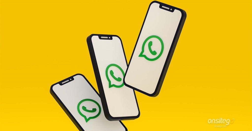 WhatsApp On Apple iPhone Running iOS