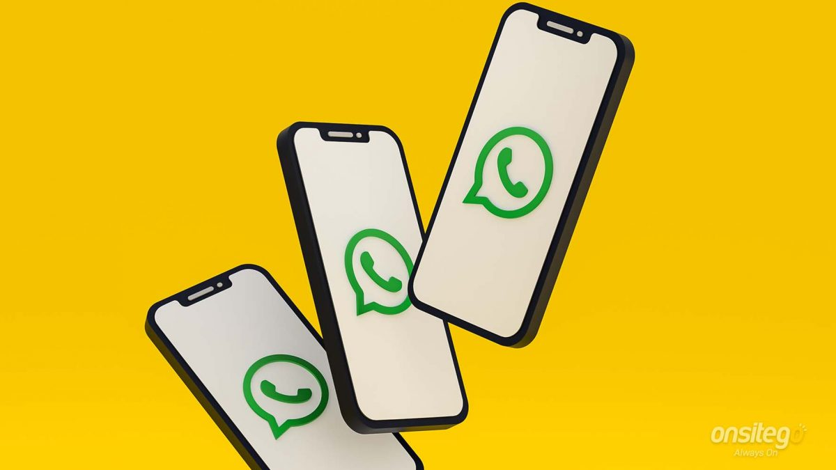 How To Setup WhatsApp on Four Different Devices