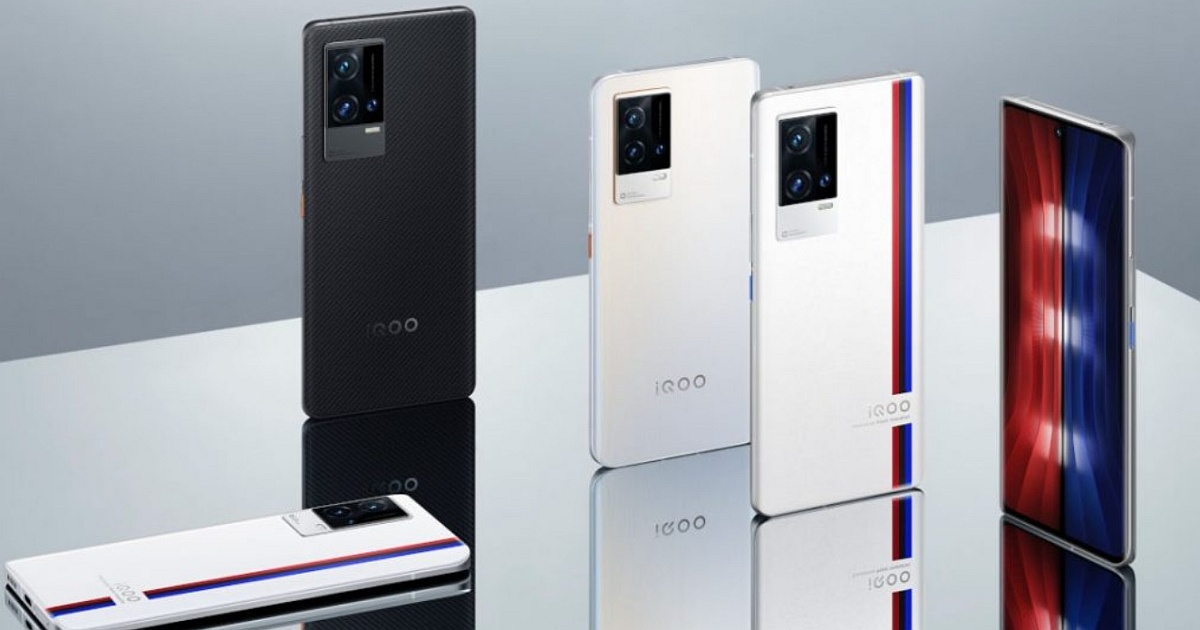 iQOO 8 and iQOO 8 Pro Go Official Featuring 120Hz AMOLED Screens, Snapdragon 888+, and 120W Fast Charging