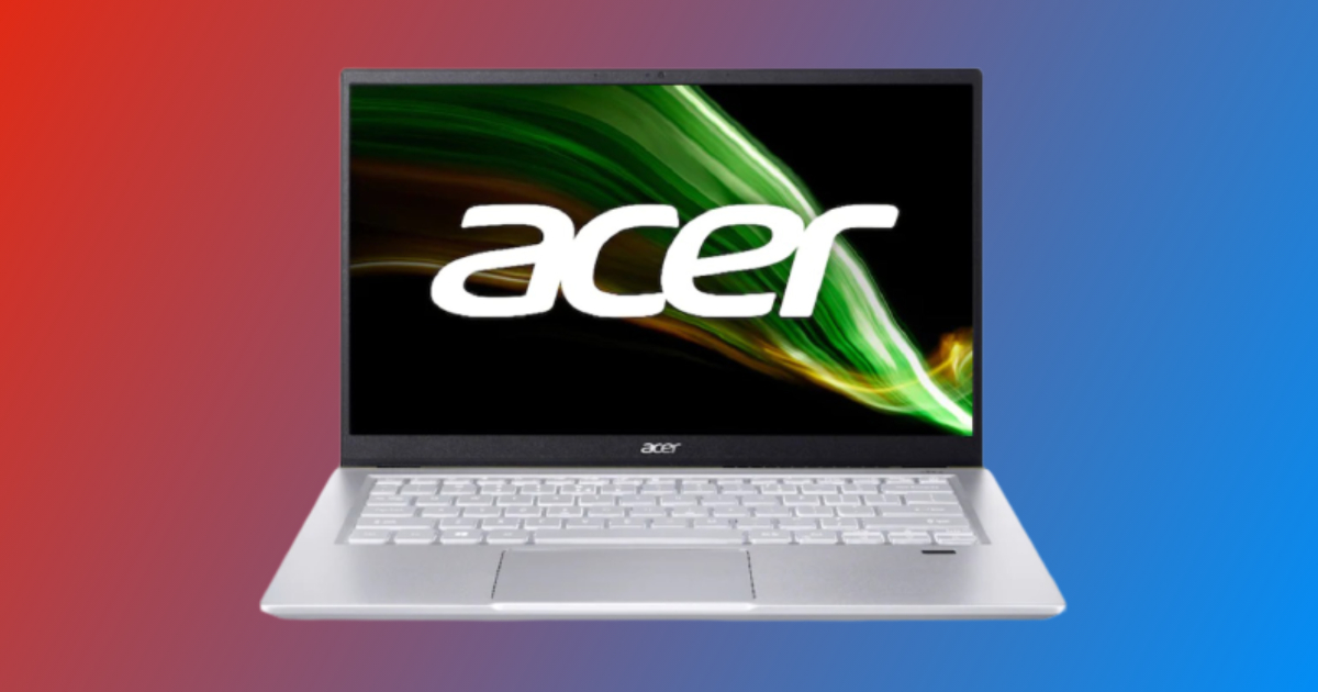 Acer Swift X Laptop With AMD Ryzen 5000 Series Processor, Nvidia GeForce RTX 3050 Ti GPU Launched In India