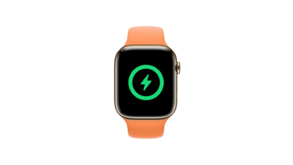 Apple Watch Series 7 Charging