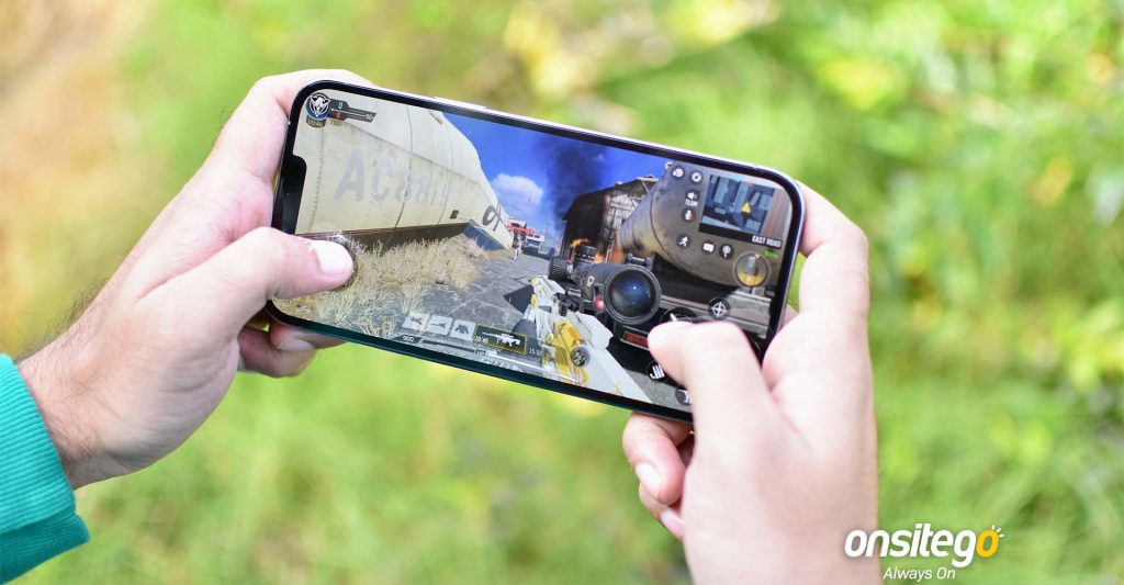 Apple iPhone 13 Pro Max Gaming Performance