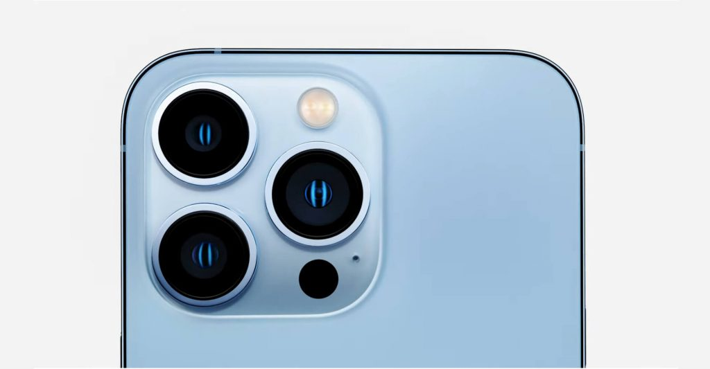 Apple iPhone 13 Pro Max Rear Camera System