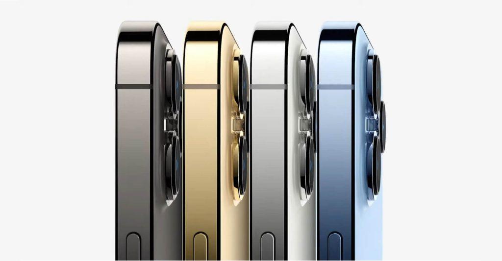 Apple iPhone 13 Pro Max Colours
