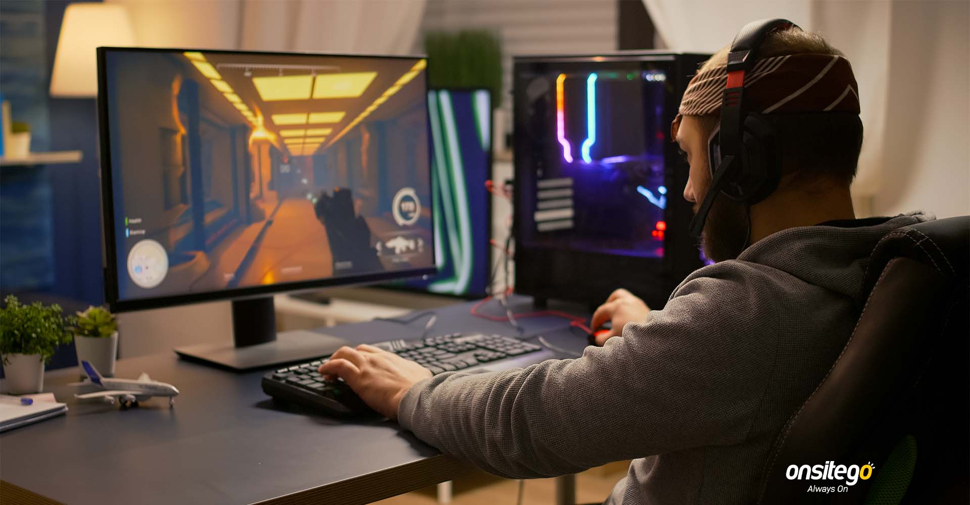 Best Gaming PC Under ₹1,00,000