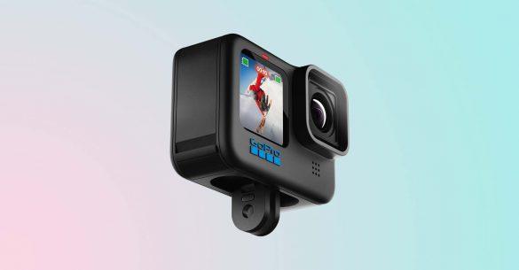 GoPro Hero 10 Black Front Screen