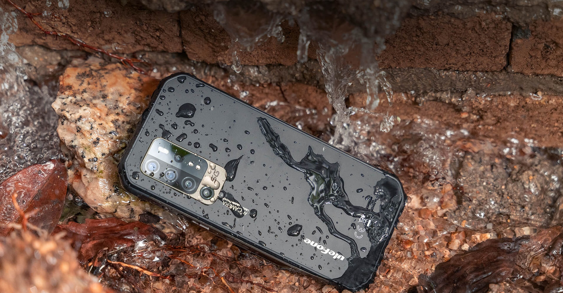 Smartphone Water-Resistant IP Rating