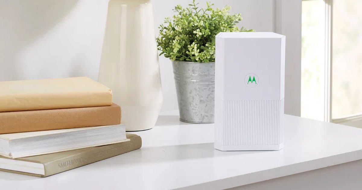 Motorola Launches MH7020 Wi-Fi Mesh-Ready System in India