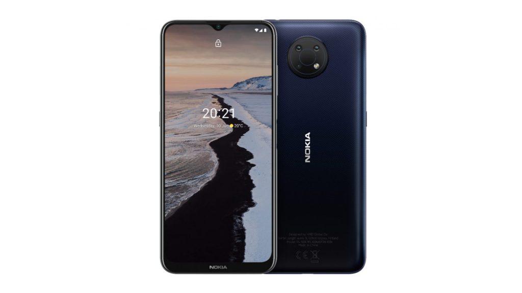 Nokia G10 Night Colour