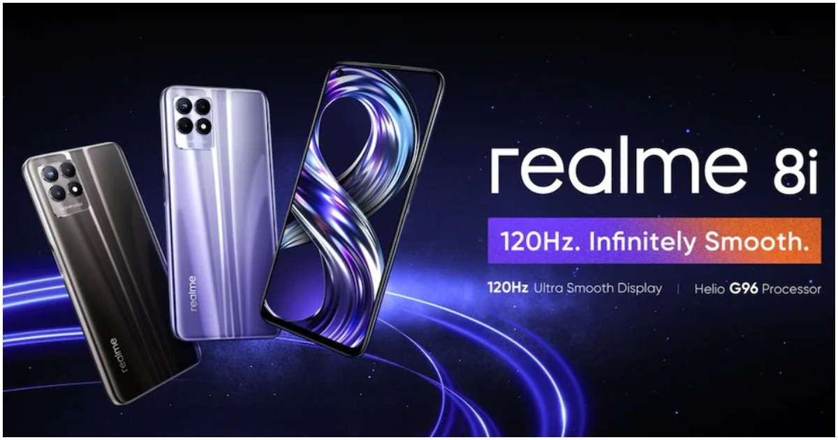 Realme 8s, Realme 8i With A Triple-Camera Setup, Android 11, 5,000mAh Battery Launched In India: Price, Specifications