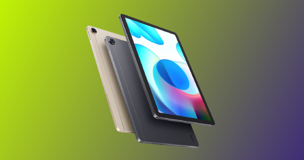 Realme Pad Tablet With 10.4-inch Display, Helio G80 Processor Launched In India: Price, Specifications