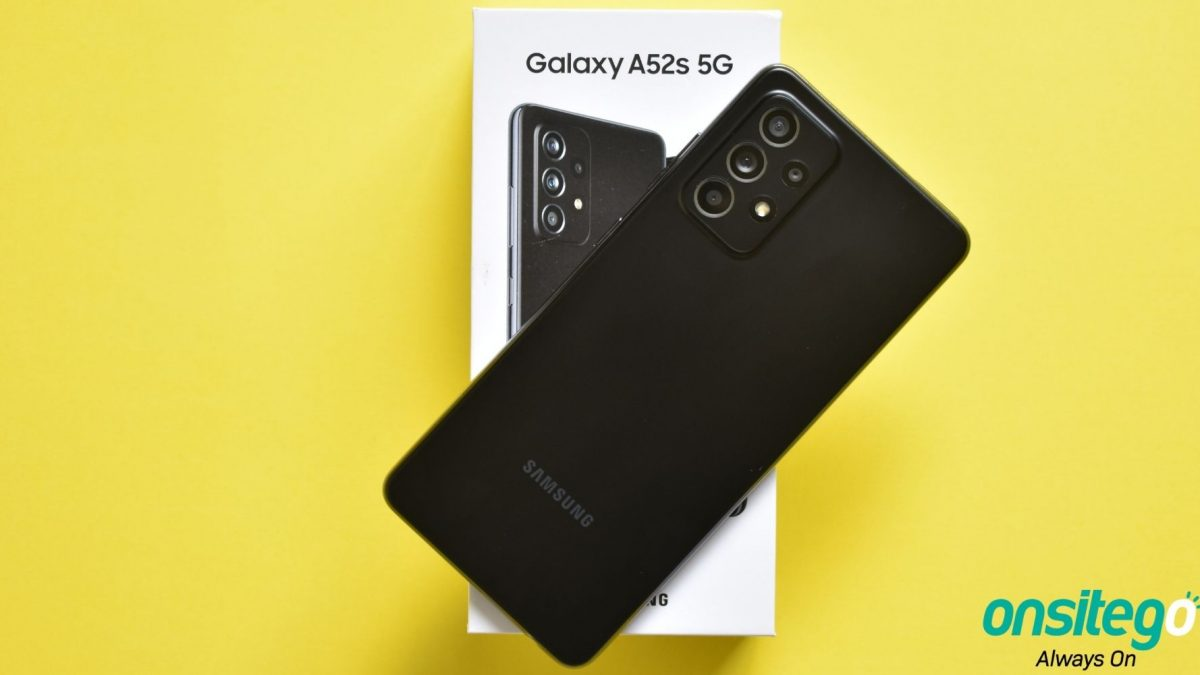 Samsung Galaxy A52s 5G: Unboxing, Benchmarks, and First Impressions