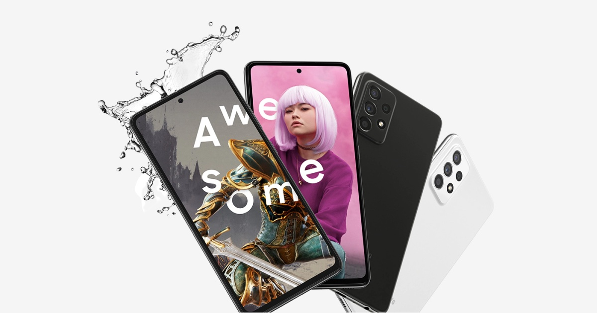 Samsung Launches Galaxy A52s 5G Smartphone in India with 120Hz AMOLED Screen, Snapdragon 778G Chip