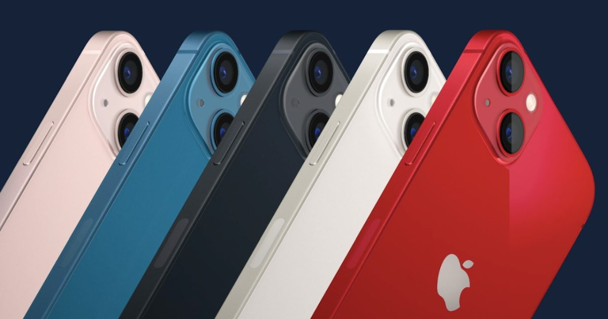 Apple Unveils iPhone 13 and iPhone 13 Mini With New A15 Chip, 12MP Dual-Camera Setup: Price, Specifications