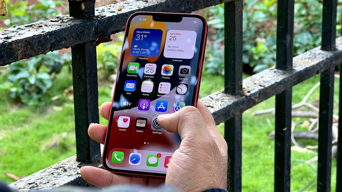 Here Are Our First Impressions Of Apple iPhone 13 (PRODUCT) RED