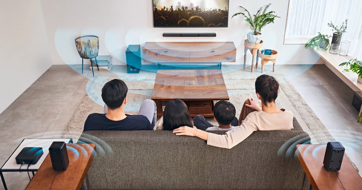 Sony Launches 5.1 Channel HT-S40R Dolby Digital Home Cinema System With Wireless Amplifier For Rear Speakers