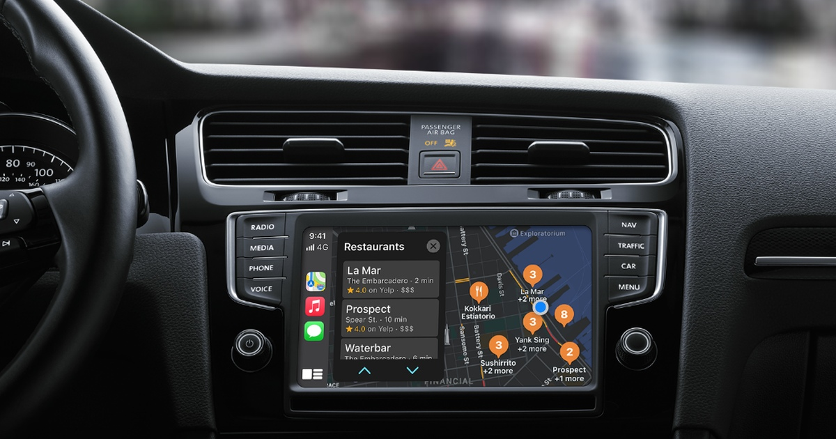 Apple Could Rival Google's Android Automotive OS With Enhanced CarPlay That Can Control Car Features