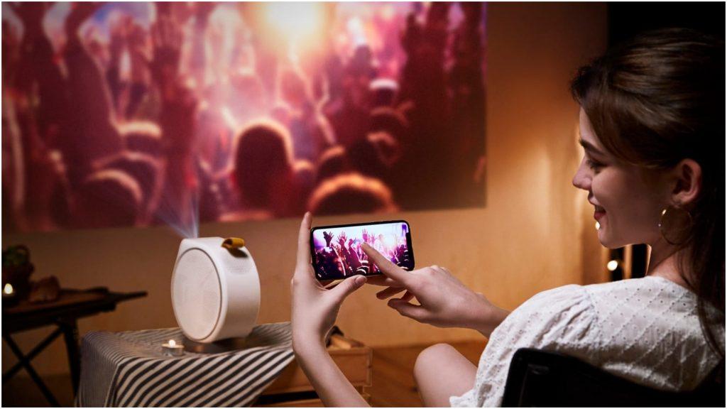 BenQ GV30 Smart Wireless Projector