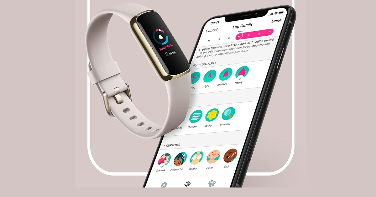 Fitbit Luxe Fitness Tracker Gets Always-on Display Feature With Firmware Update