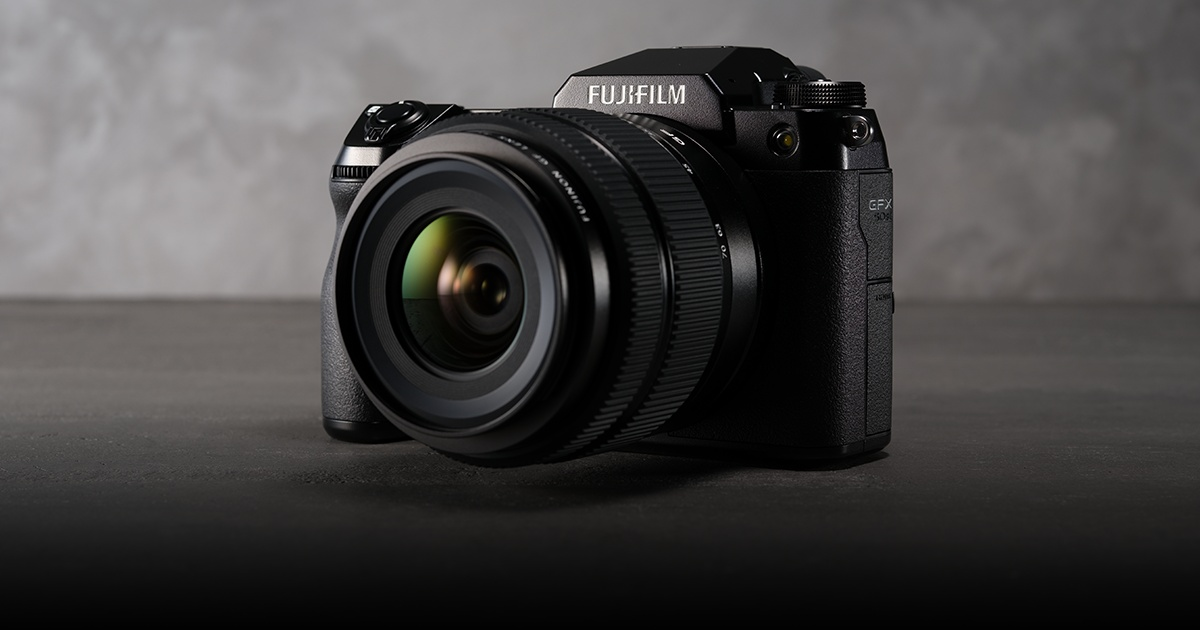Fujifilm Launches GFX50S II Mirrorless Camera With 51.4MP Sensor in India: Price, Specifications