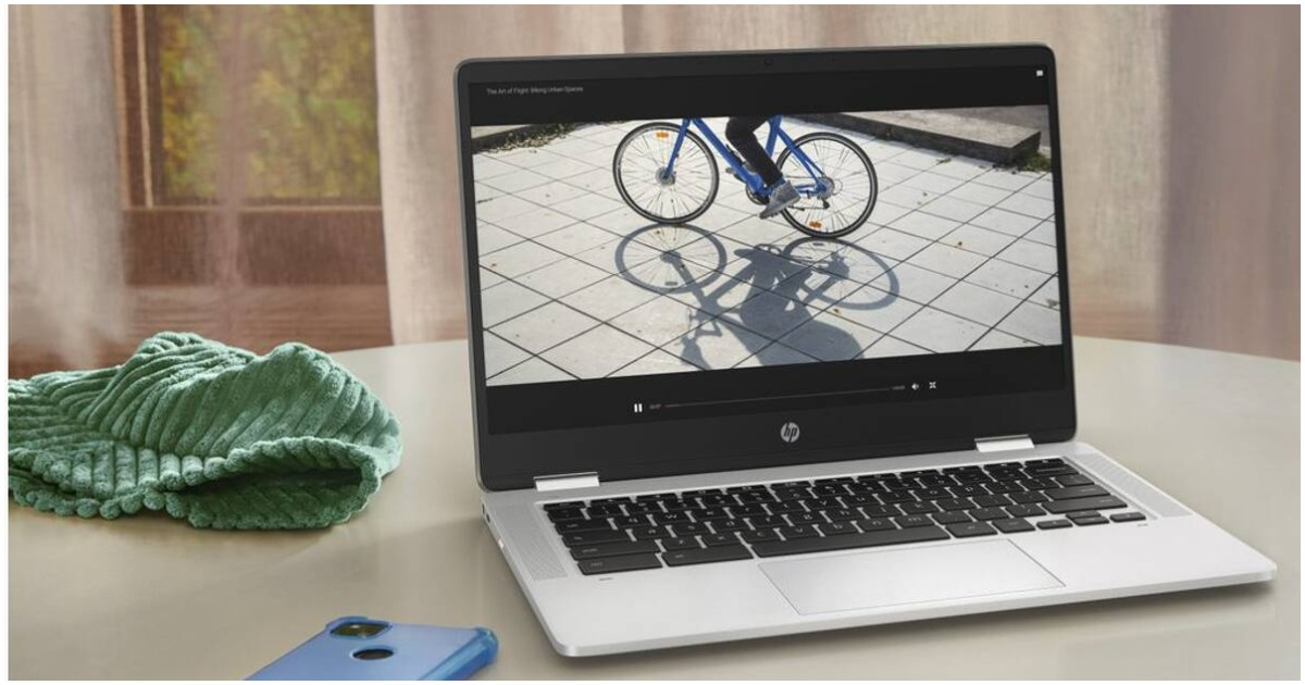 HP Chromebook x360 14a Launched in India: Price, Specifications