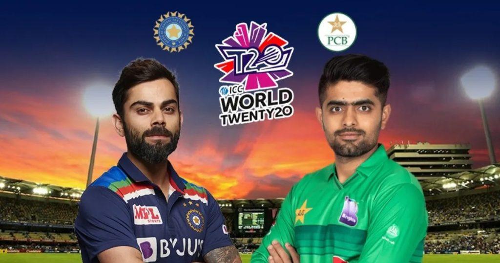 India vs Pakistan T20 World Cup 2021 Match Live
