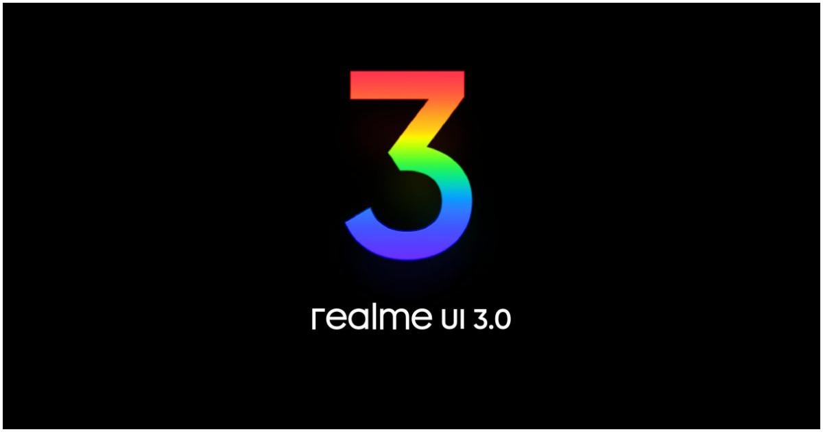 Realme UI 3.0