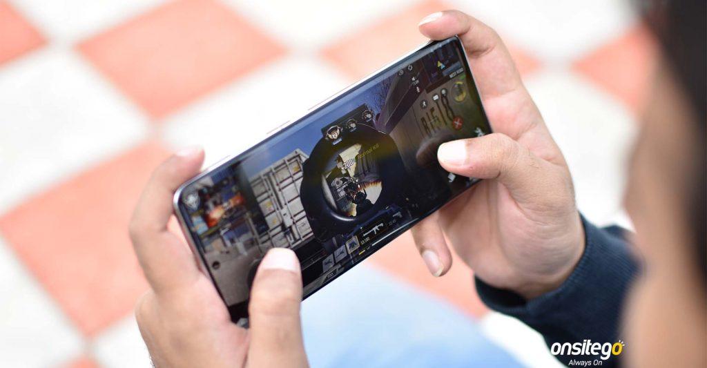 Samsung Galaxy S21 Ultra Gaming Performance.JPG