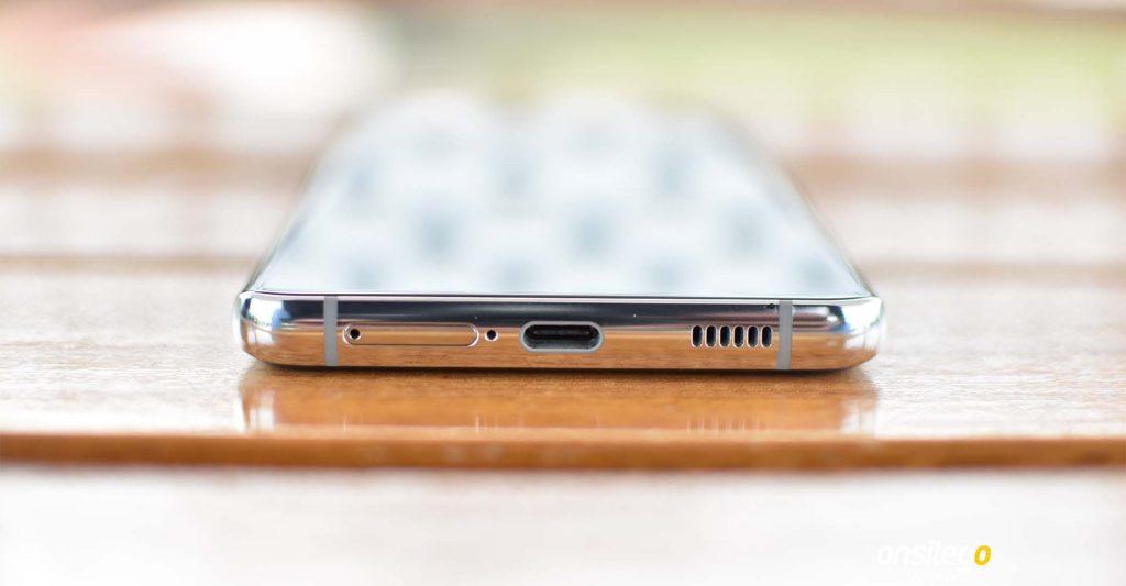Samsung Galaxy S21 Ultra USB Type-C Port